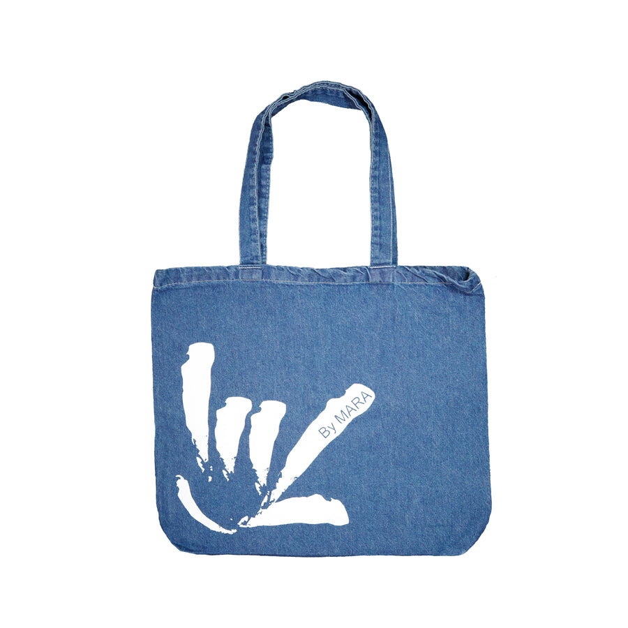 I.L.Y. Denim Bag