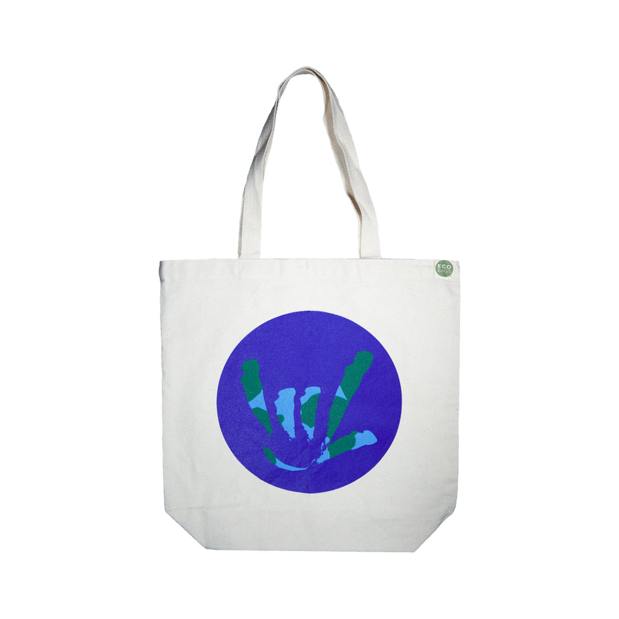 Mother Earth I.L.Y. Bag