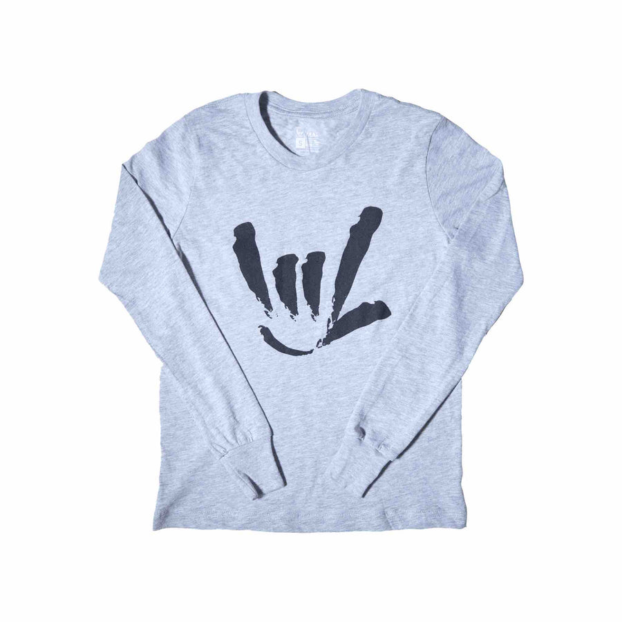 Long Sleeve Youth I.L.Y.