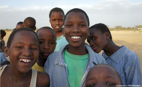 Wildlife Field Trip for Kenyan Children