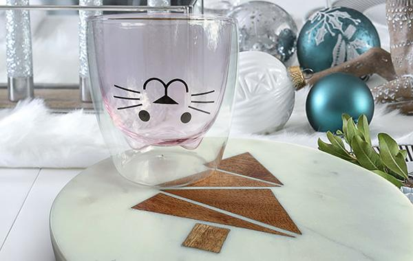 New Cat Glass  Giveaway