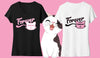 Cat Inspired T-Shirts