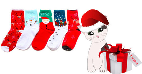 Holiday Socks 2016