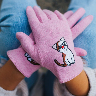 Sweet Annie Cat Gloves