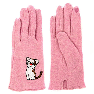 Cat Fashion | Sweet Annie Cat Gloves