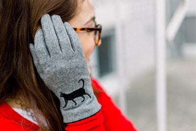 Cat Gloves | Black Cat Gloves