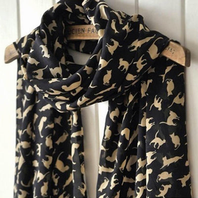 Cat Fashion | Cat Scarf - Triple T Studios - 4