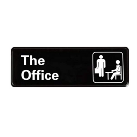 The Office Acrylic Sign