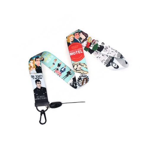 Schitt's Creek Lanyard