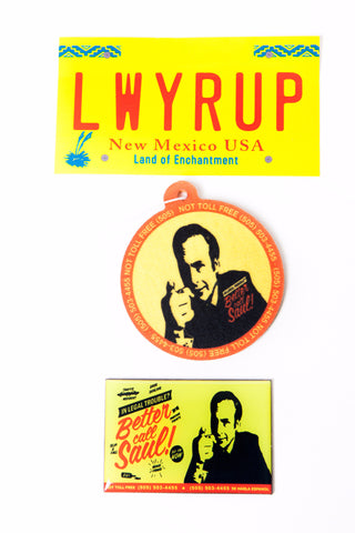 Better Call Saul Fan Bundle