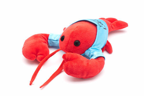 You Are My Lobster Stuffed Animal Wearing A Light Blue Shirt Cool