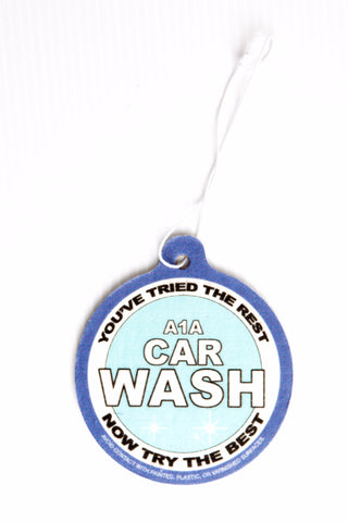 A1A Carwash Air Freshener, inspired by Breaking Bad