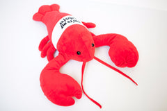 """You're My Lobster"" Large (26"") Plush"