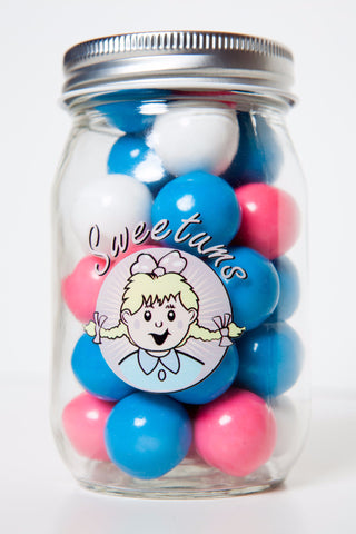 Sweetum's Gumball Candy Jar, inspired by Parks and Recreation