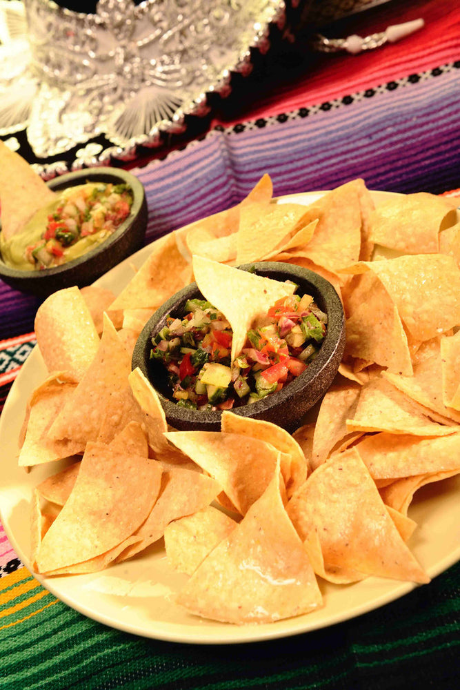 Chips & Dips Pico de Gallo