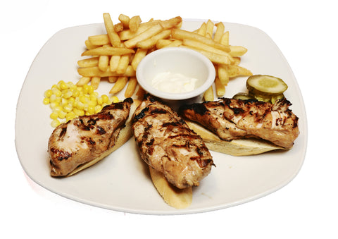 Char-Grilled Chicken