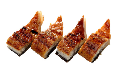 5) Eel Sashimi (4 pieces)