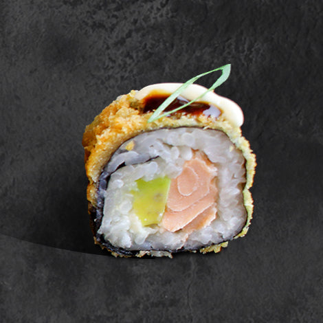 41) Salmon Truffle Roll