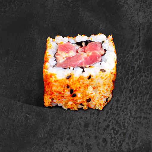 28) Spicy Tuna Roll