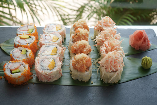 46) Regular Maki Platter (16 pcs)