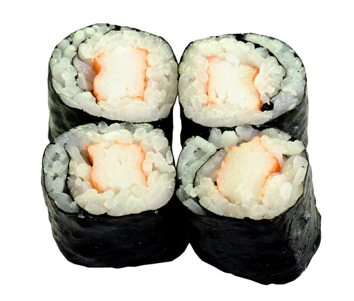25) Crabsticks Hoso Maki (4 pieces)