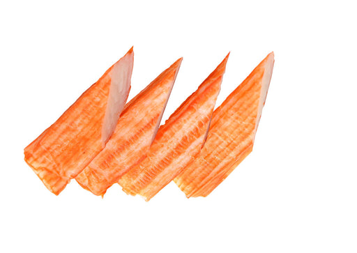 18) Crab Sashimi (4 pieces)