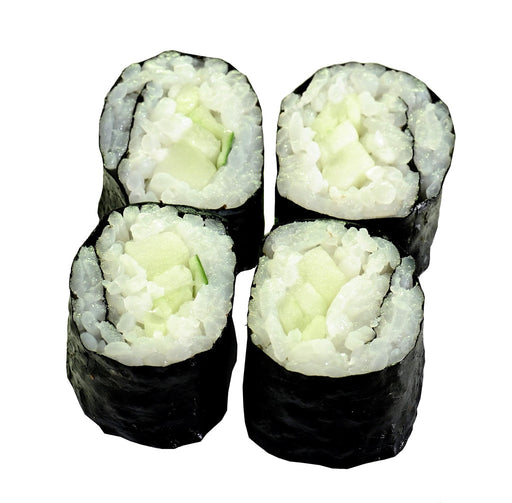 24) Cucumber Hoso Maki (4 pieces)