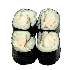 28) Shrimp Hoso Maki (4 pieces)