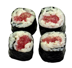 23) Spicy Tuna Hoso Maki (4 pieces)
