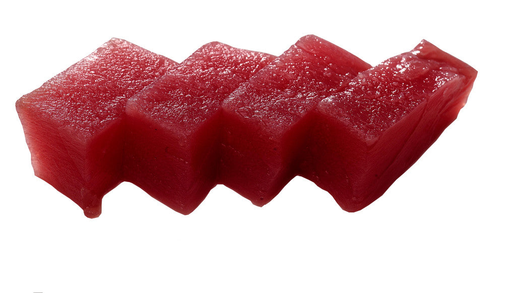 14) Bluefin Tuna Sashimi (4 pieces)