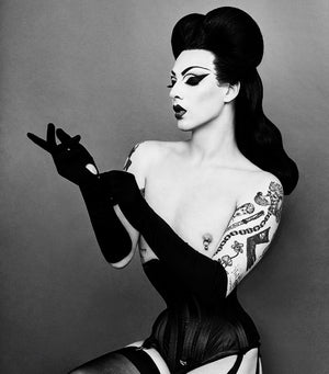 I AM HERETIC: VIOLET CHACHKI
