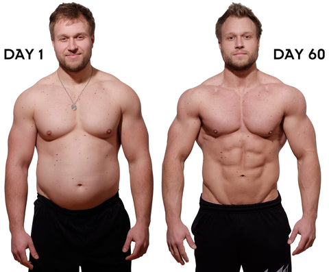 60 Day Fat Loss Amp Muscle Gain Workout Plan Furious 60