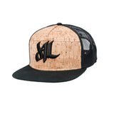 D4L Cork Trucker Hat