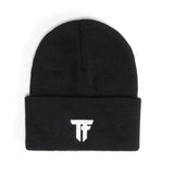 TF Beanie - Black - Furious Apparel
