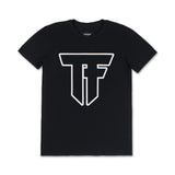 TF Tee - Black - Furious Apparel
