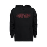 Dedicated Things Hoodie - Black - Furious Apparel