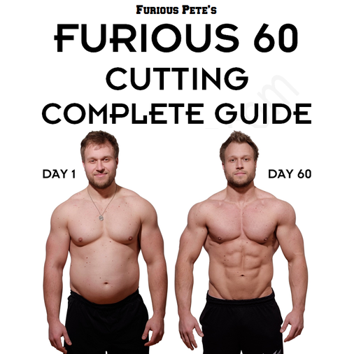 Furious 60 Complete Cutting Guide - Furious Apparel