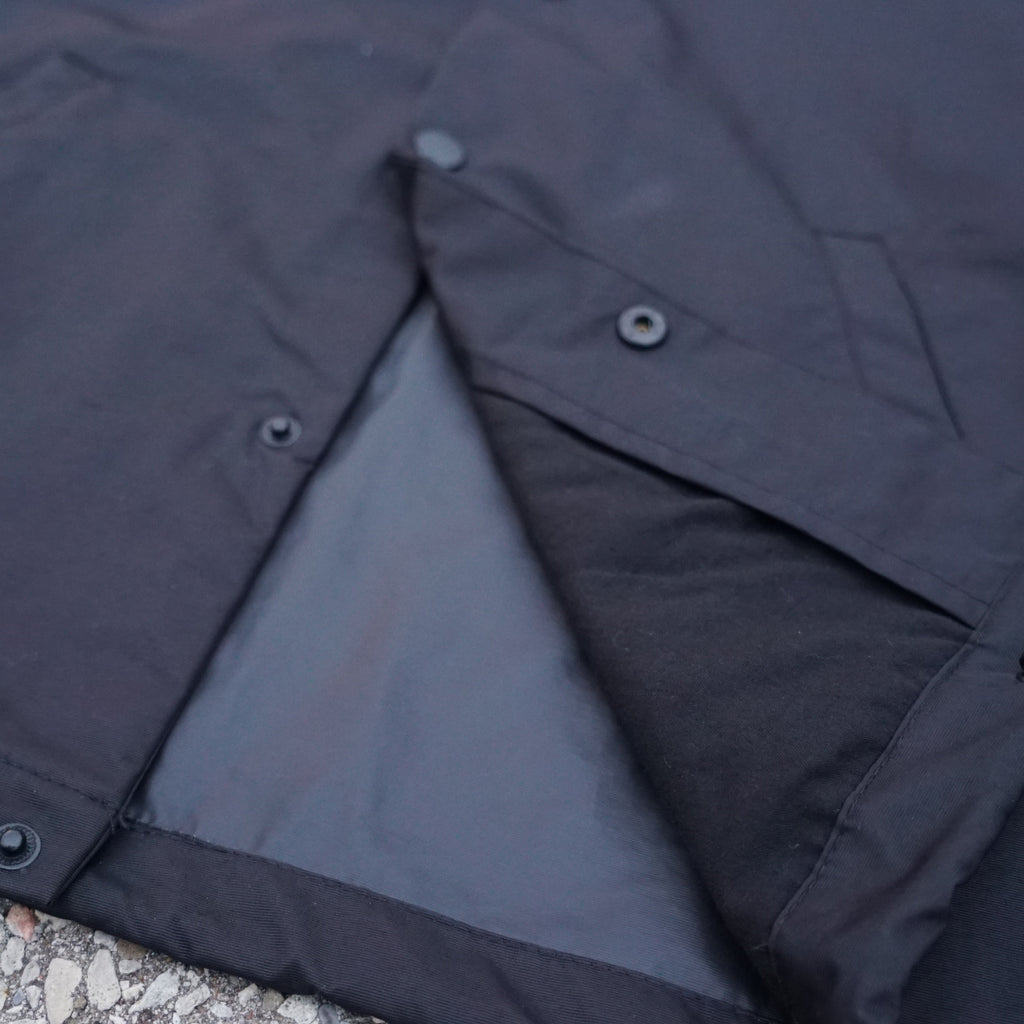 Fragmented Windbreaker - Black - Furious Apparel