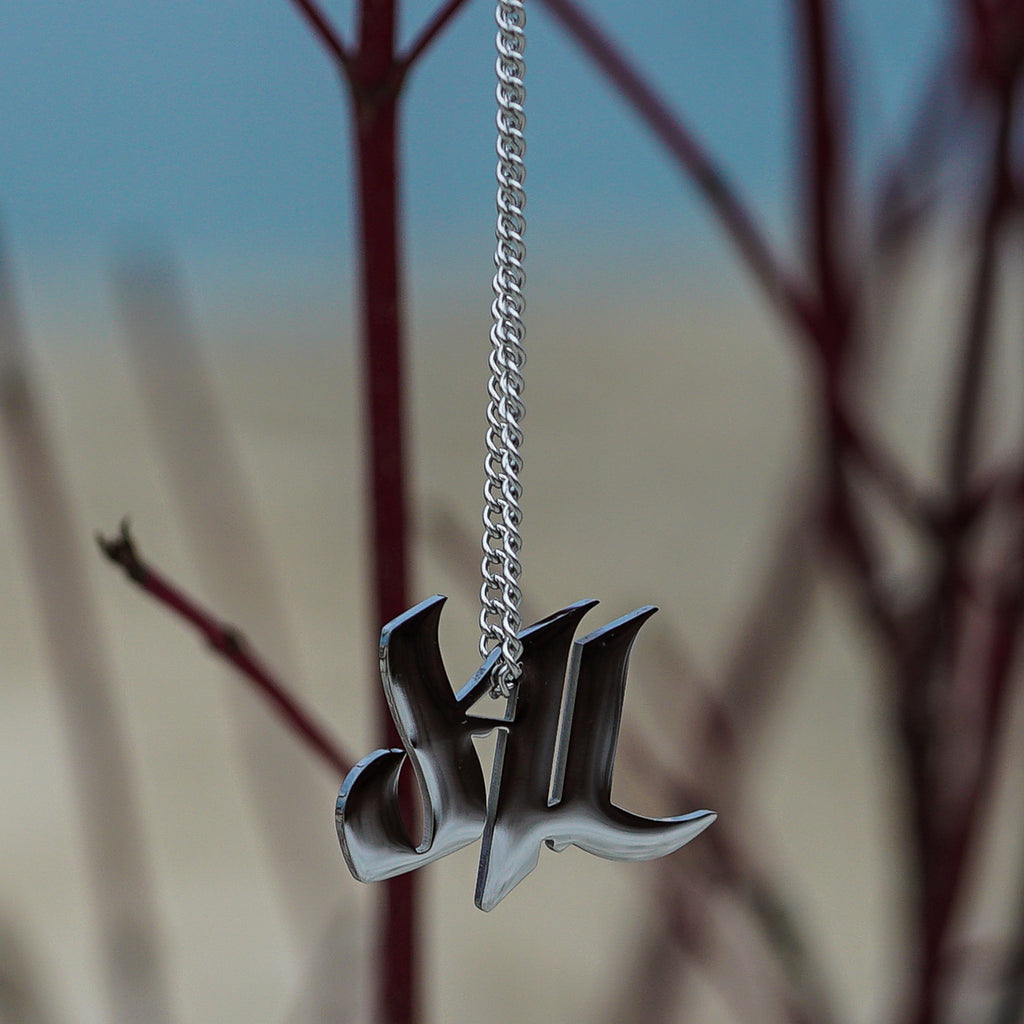 d4L Stainless Steel Necklace