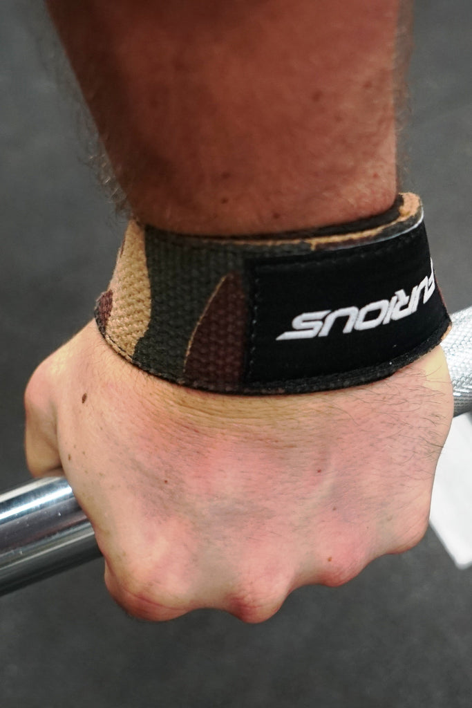 Furious Lifting Straps - Furious Apparel