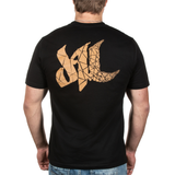 Fragmented Tee - Black - Furious Apparel
