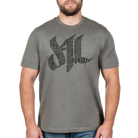 Inception Tee - Gunmetal Heather