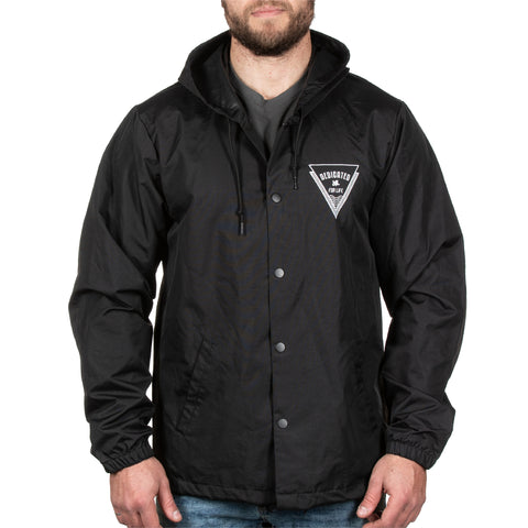 Bermuda Windbreaker - Black