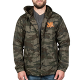 Sport Classic Windbreaker - Forest Camo - Furious Apparel