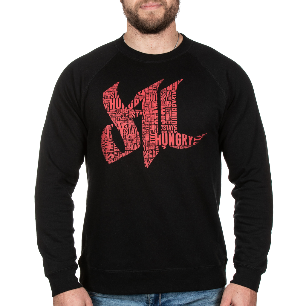 Inception Signature Crew - Black - Furious Apparel