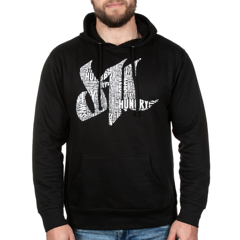 Inception Lightweight Hoodie - Black