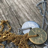 2-PACK | 18k Gold & Silver Stainless Steel Necklaces - Furious Apparel