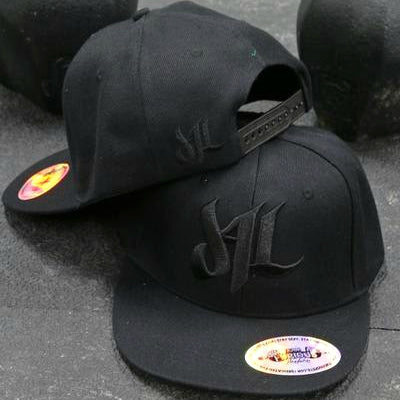 D4L Snapback - Blackout - Furious Apparel