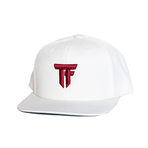 Team Furious Snapback - Epic White