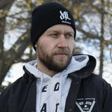 Sport Classic Beanie - Black/White - Furious Apparel
